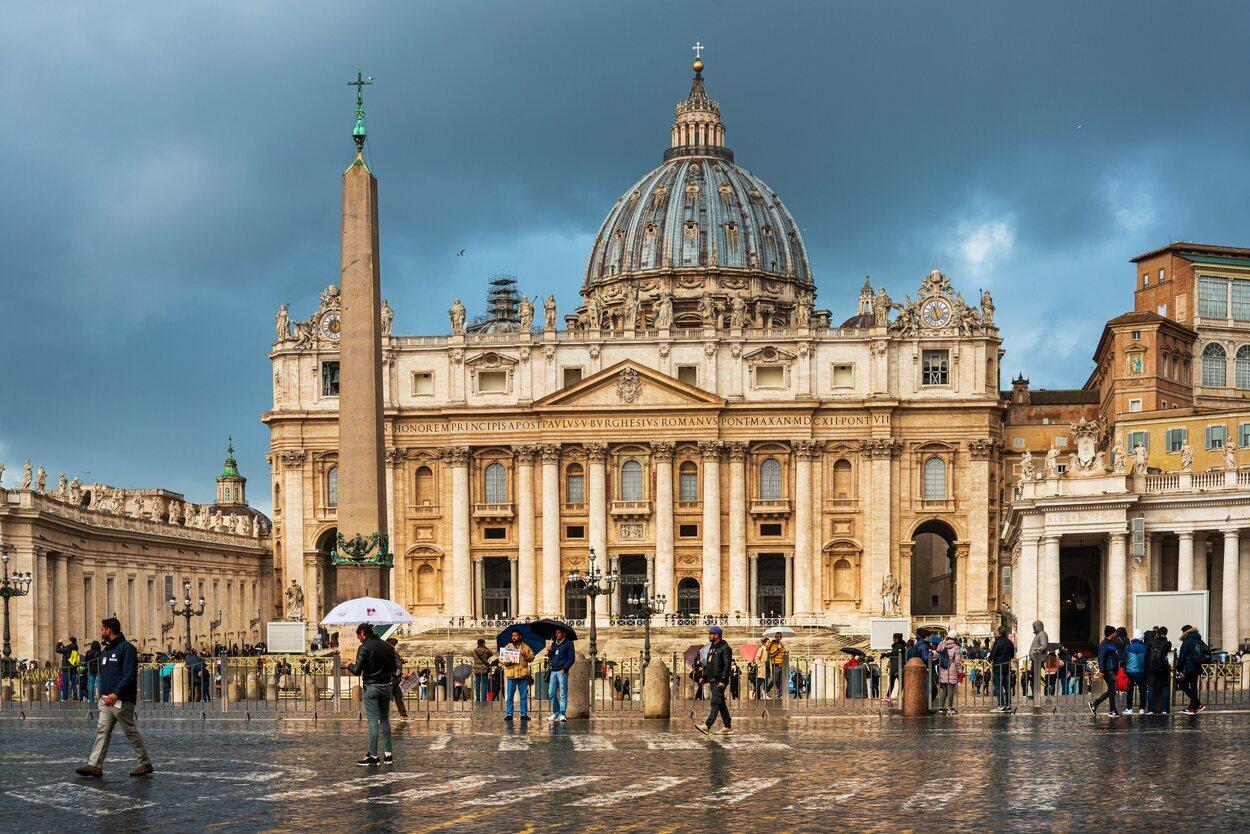 El Vaticano es el país soberano e independiente más pequeño del mundo
