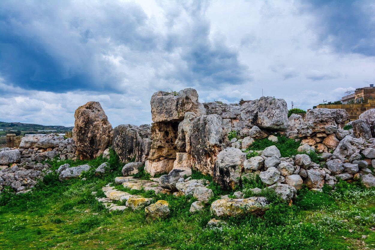 El Templo de Ta'Hagrat está considerado Patrimonio de la Humanidad por la UNESCO