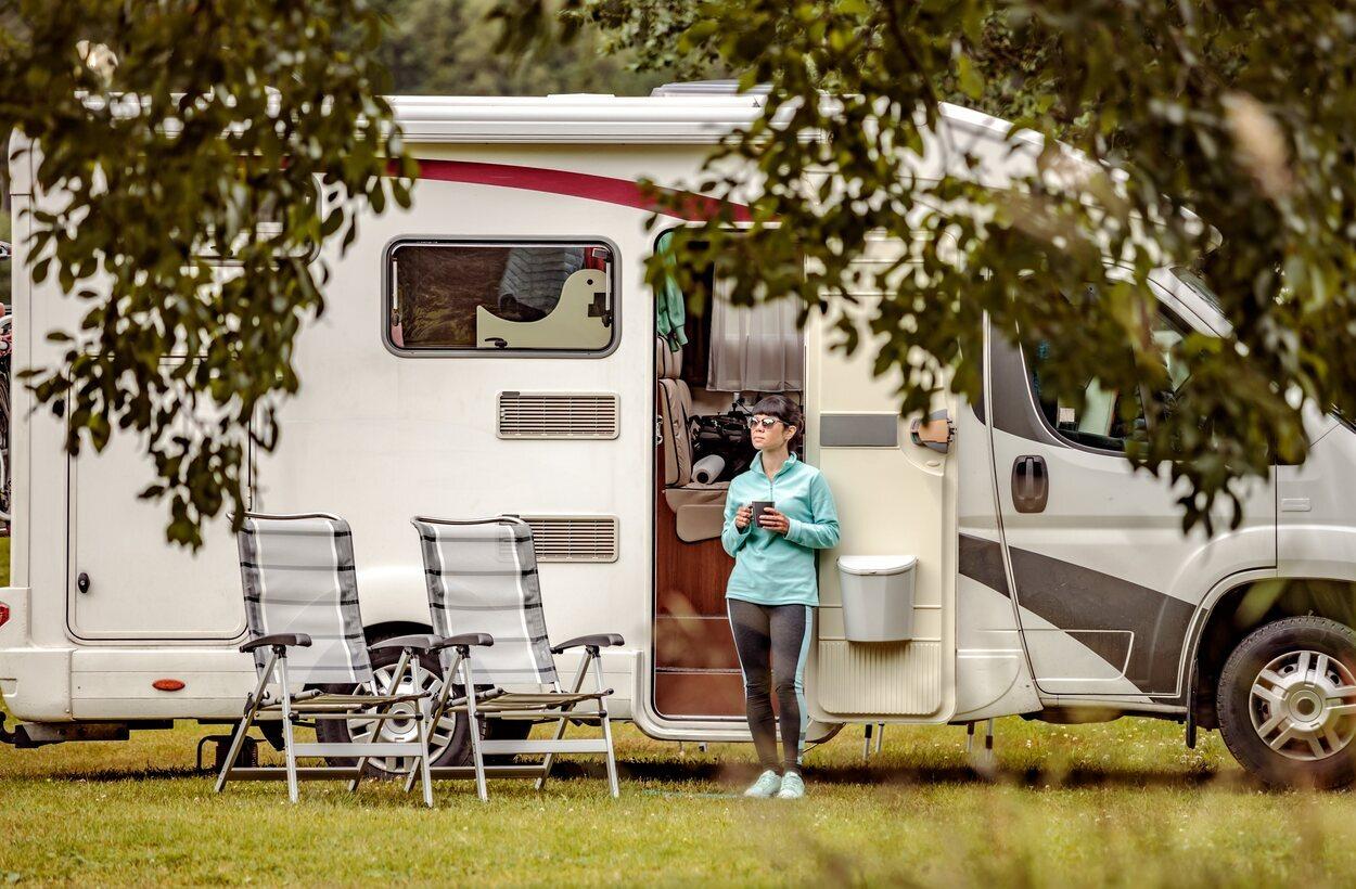 Las caravanas cuentan con algunos límites de velocidad impuestos por la DGT