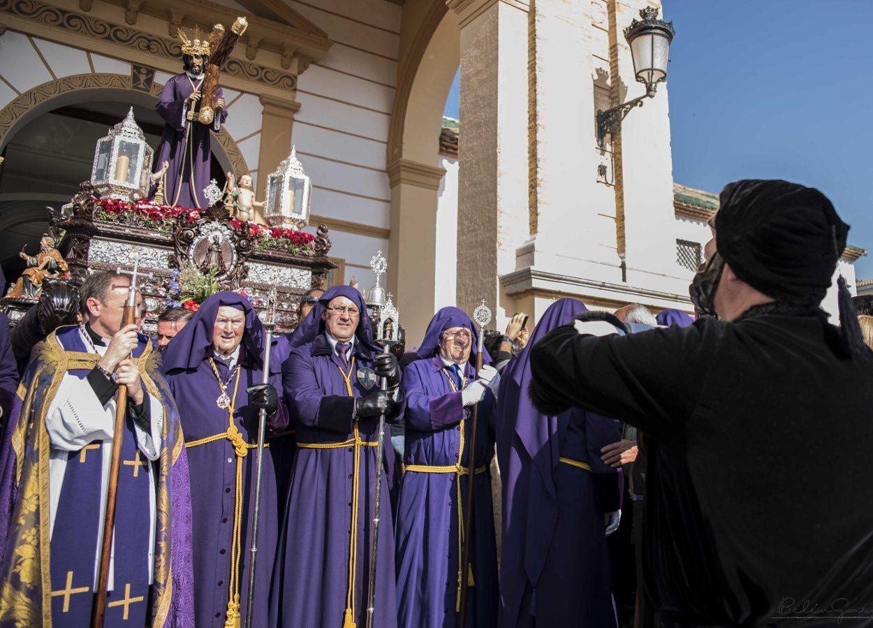 Procesión de Semana Santa en la Campiña Sur cordobesa