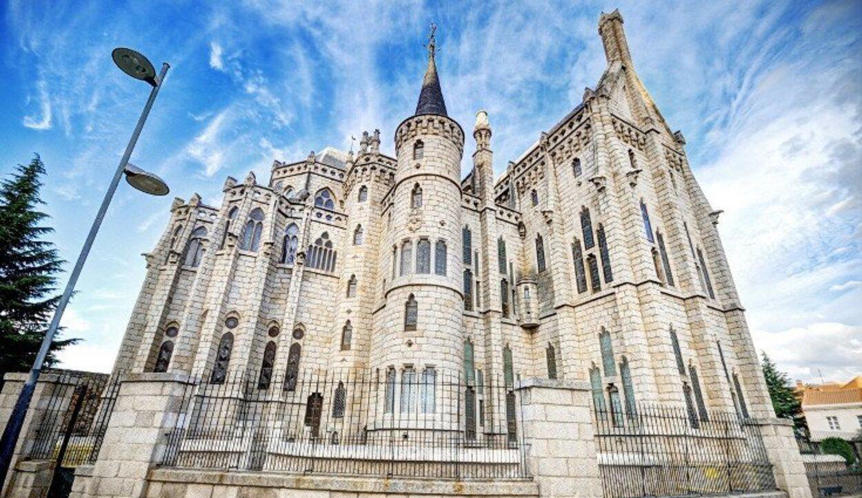 Astorga (León) es uno de los puntos imprescindibles de la Vía de la Plata