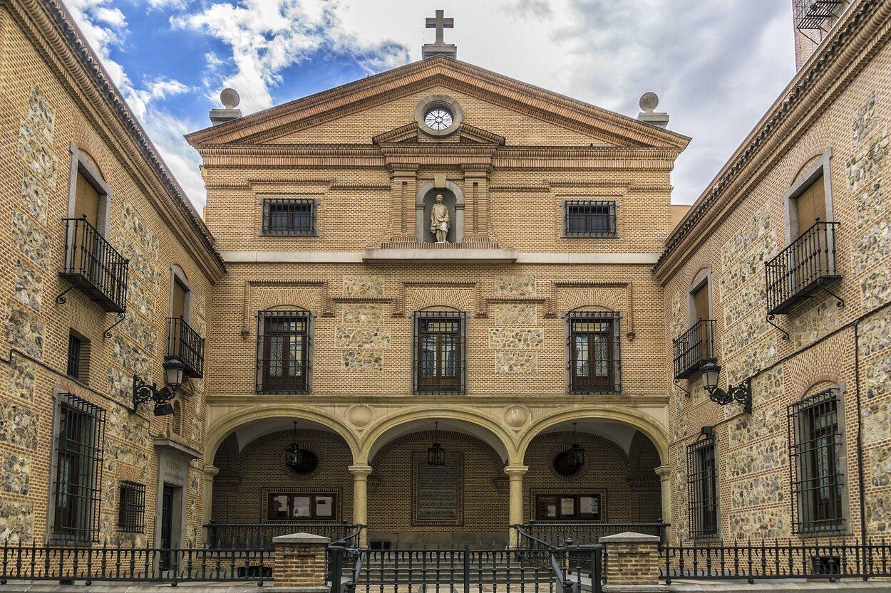 La Iglesia de San Ginés, declarada Bien de Interés Cultural