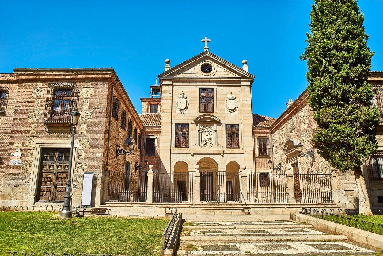 Real Monasterio de la Encarnación, fundado por la Reina Margarita