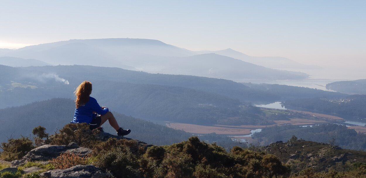 La Ría de Muros-Noia es una ruta compuesta por 100 kilómetros de senderos