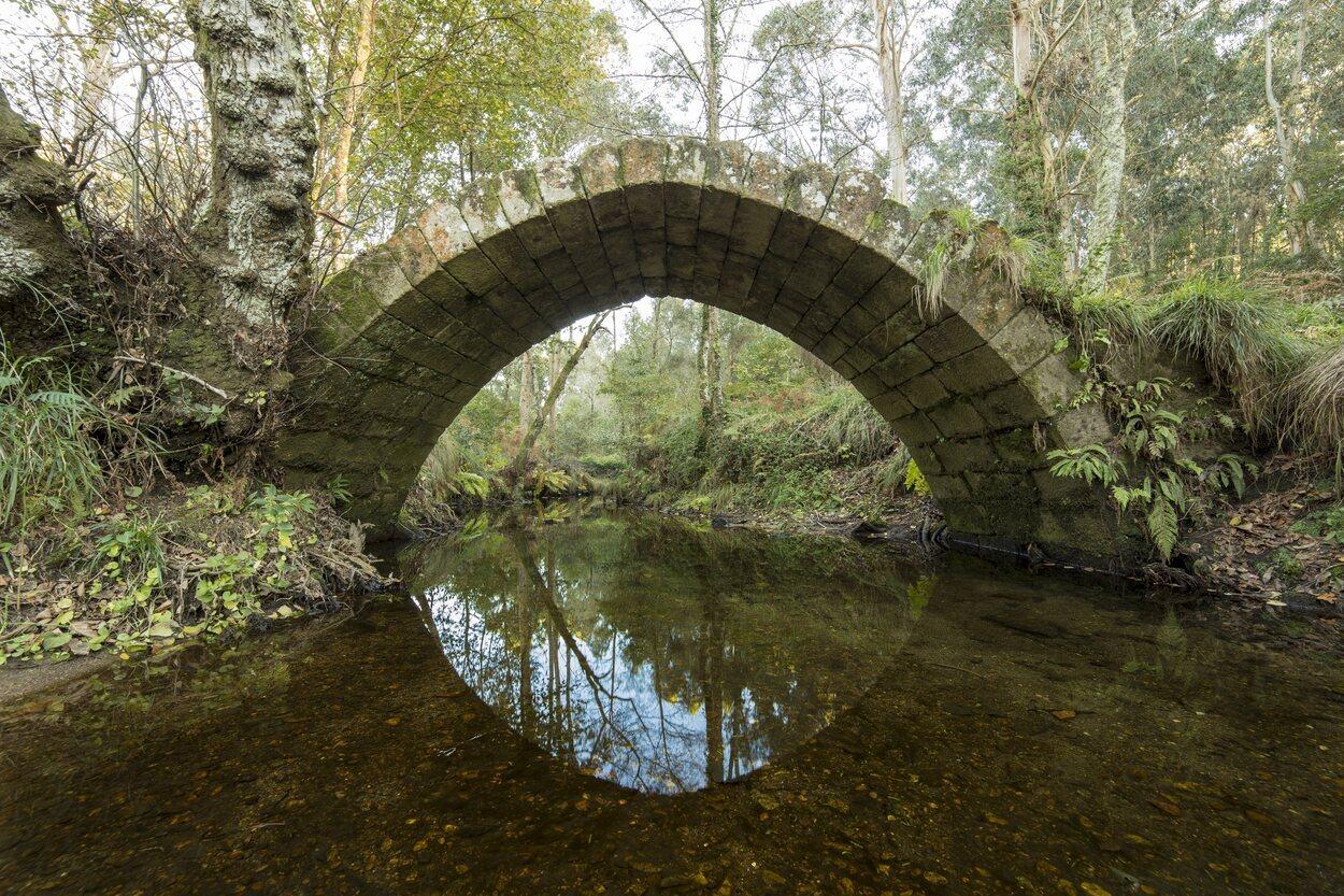 Puente Medieval de Xuño