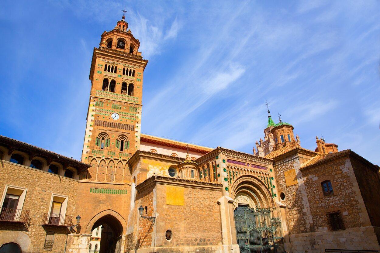 Catedral de Teruel, Patrimonio Nacional de la UNESCO