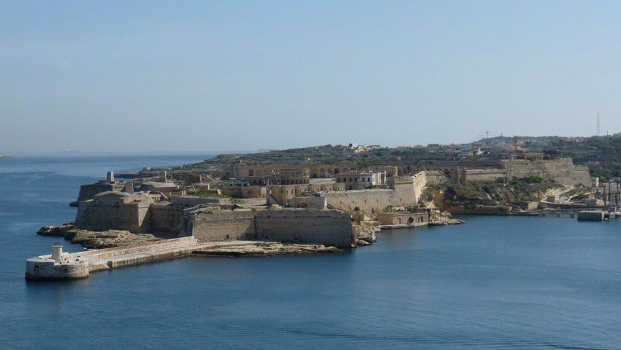 'Ágora' se rodó en el Fuerte Ricasoli de Malta
