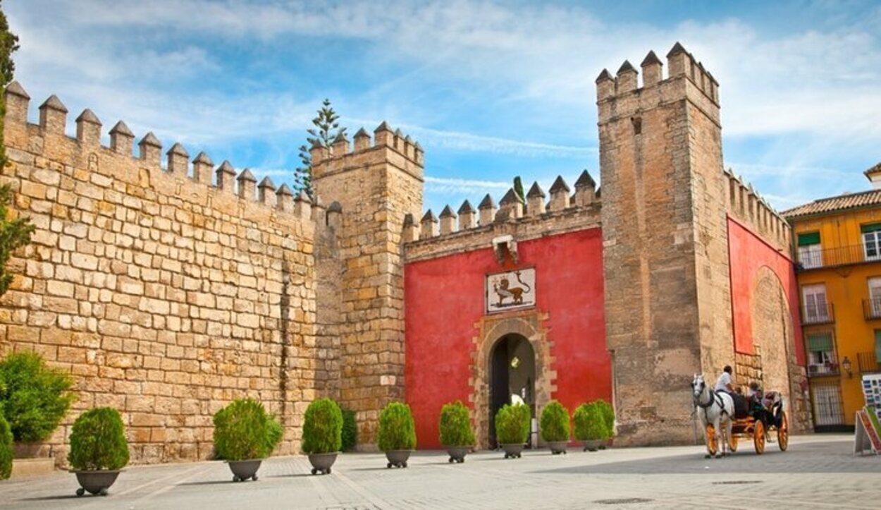 Puerta del Real Alcázar de Sevilla