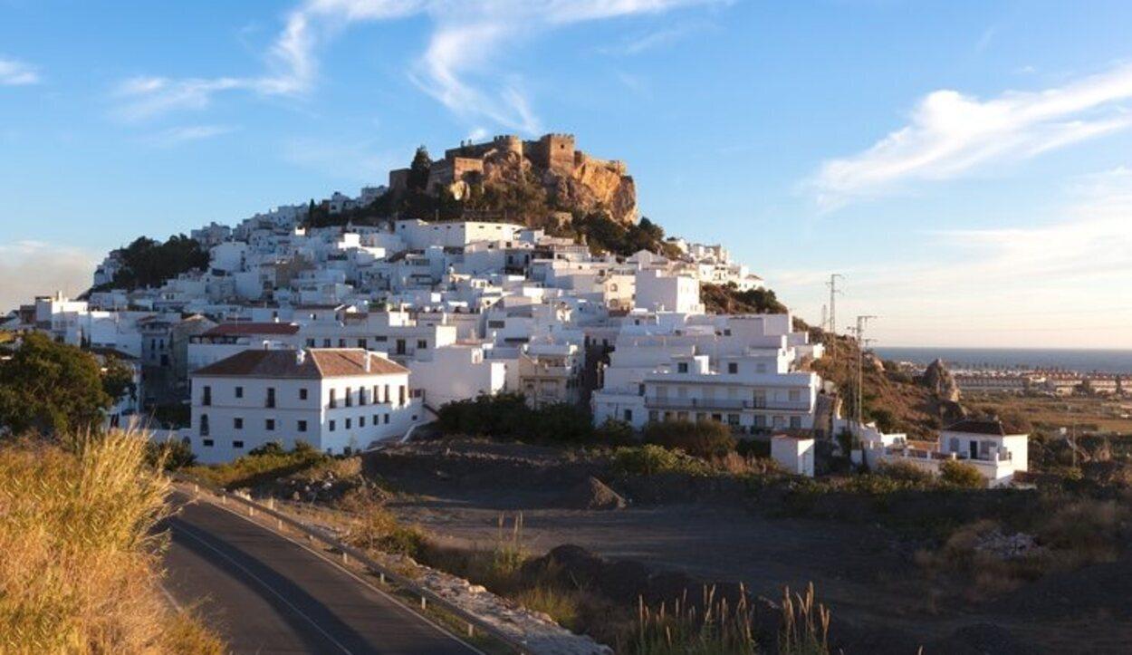 Salobreña es uno de los mayores atractivos de Granada