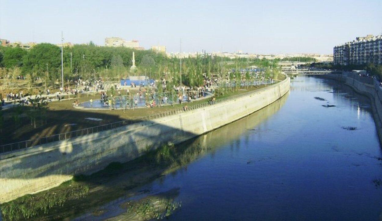 Madrid Río se abrió en 2011