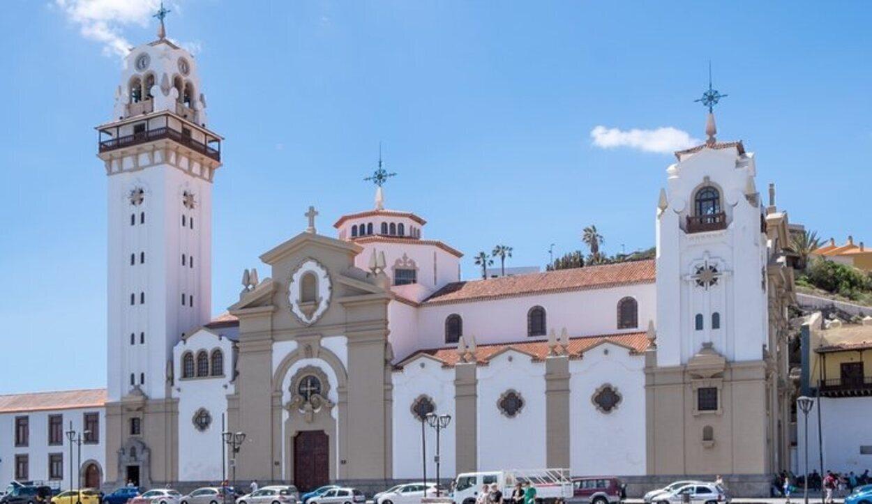 Basílica de la Candelaria de Tenerife