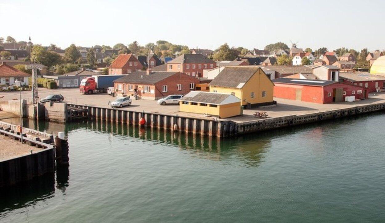 Aero es una pequeña isla de Dinamarca en la que se han oficiado muchas bodas por su facilidad burocrática