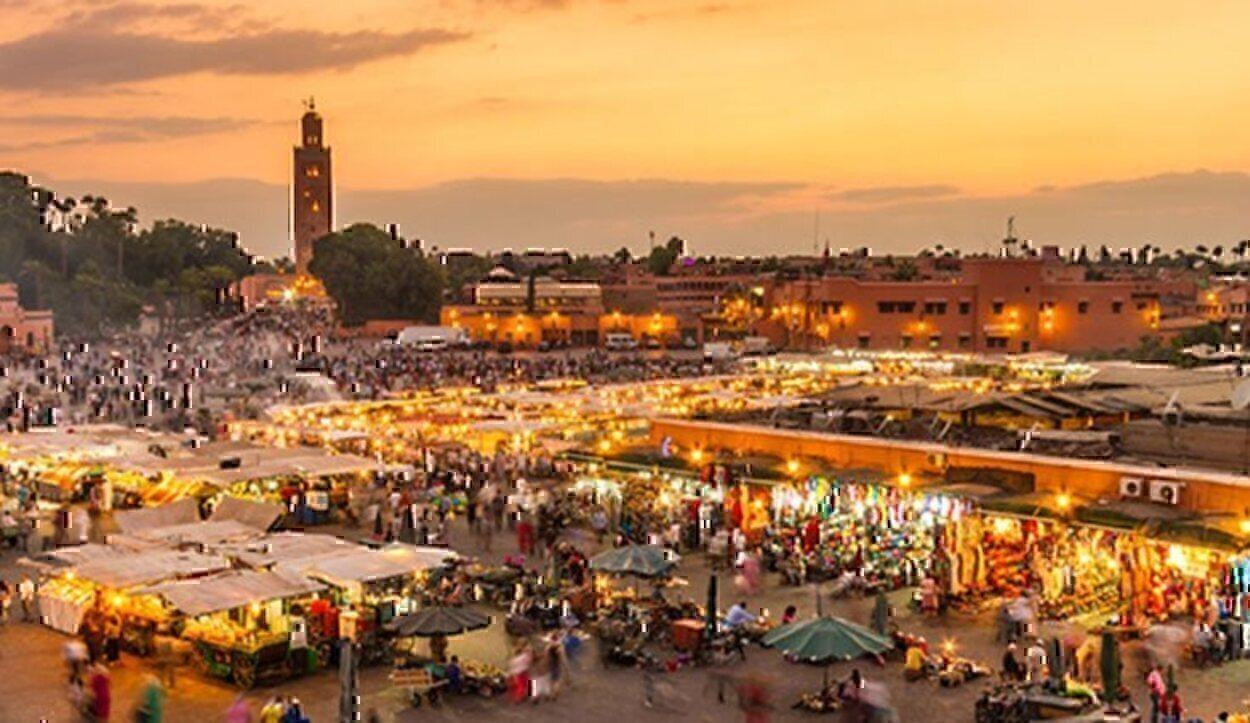 Pese al agobio, Marrakech consigue atrapar a todo el viajero que la visite