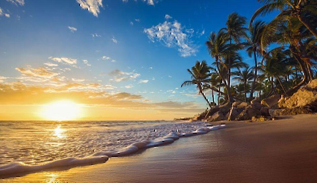 De viaje de estudios o luna de miel, cualquier excusa es buena para visitar las paradisíacas playas de Punta Cana