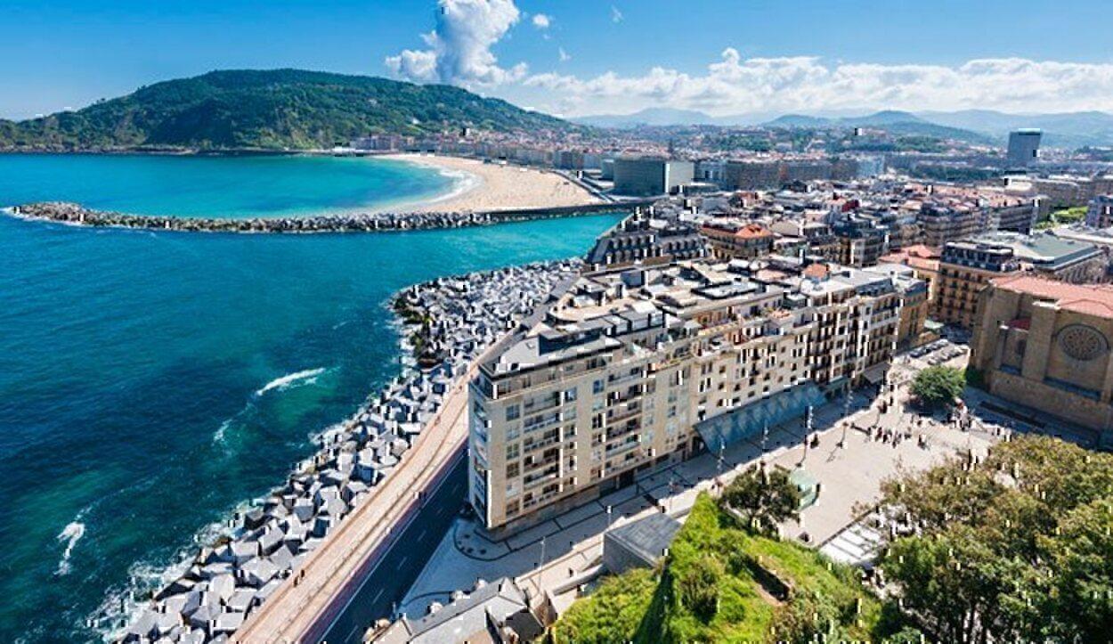 San Sebastián es el destino perfecto para cualquier amante del surf