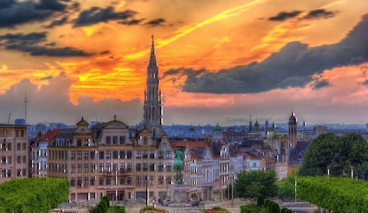 Bruselas encanta o se odia, parece que no hay términos medios