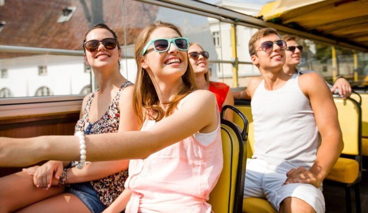 Es aconsejable tener un fondo común con el que realizar las compras que afecten a todos los miembros del viaje