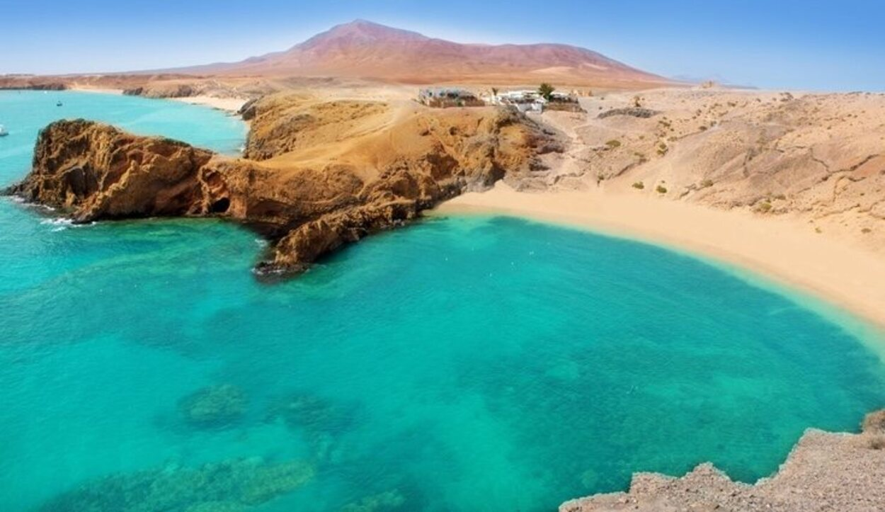 Su buen clima, sus playas y su naturaleza hacen de Lanzarote un lugar perfecto