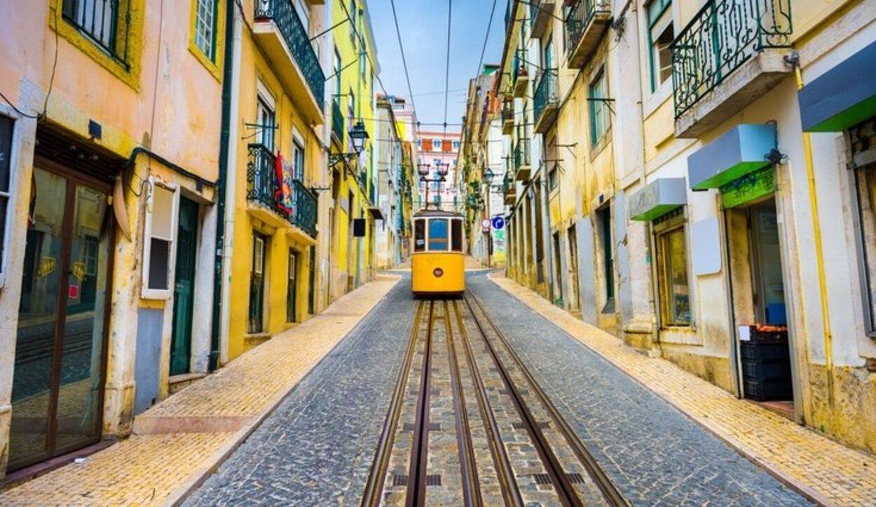 El transporte público en Lisboa facilita en gran parte el turismo por la capital portuguesa