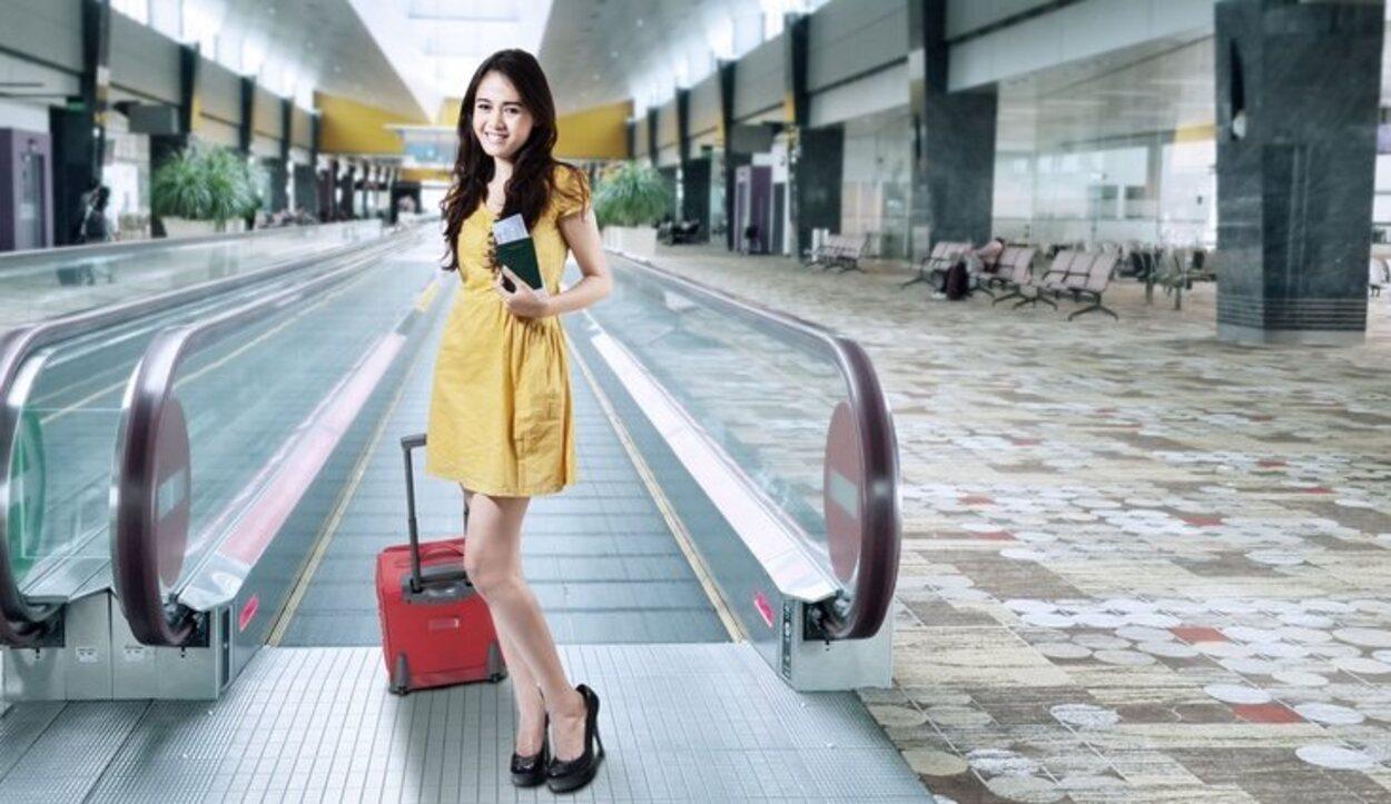 Intenta llevar solo lo más importante o más útil para tu viaje para no llenar la maleta