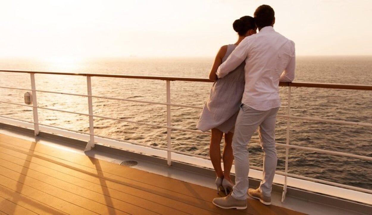 Un crucero puede ser la mejor opción para disfrutar de un viaje de ensueño con tu pareja