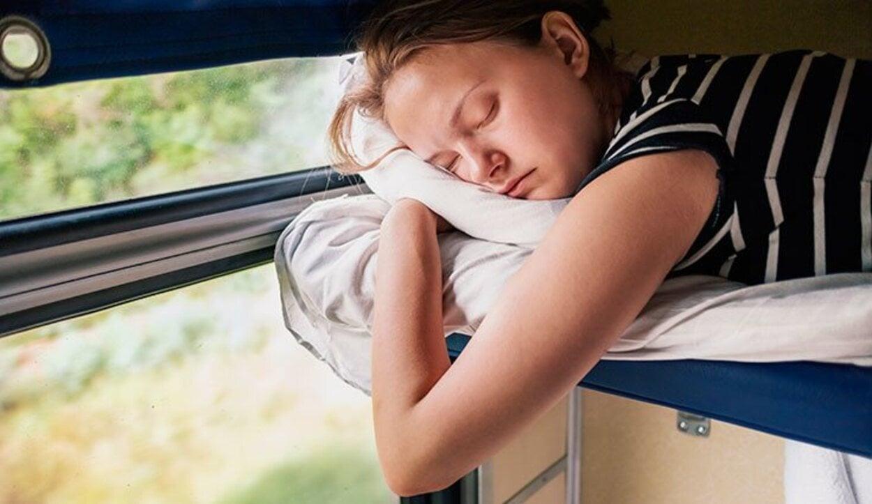 Si viajas en trenes de alta velocidad o con literas, deberás reservar con antelación