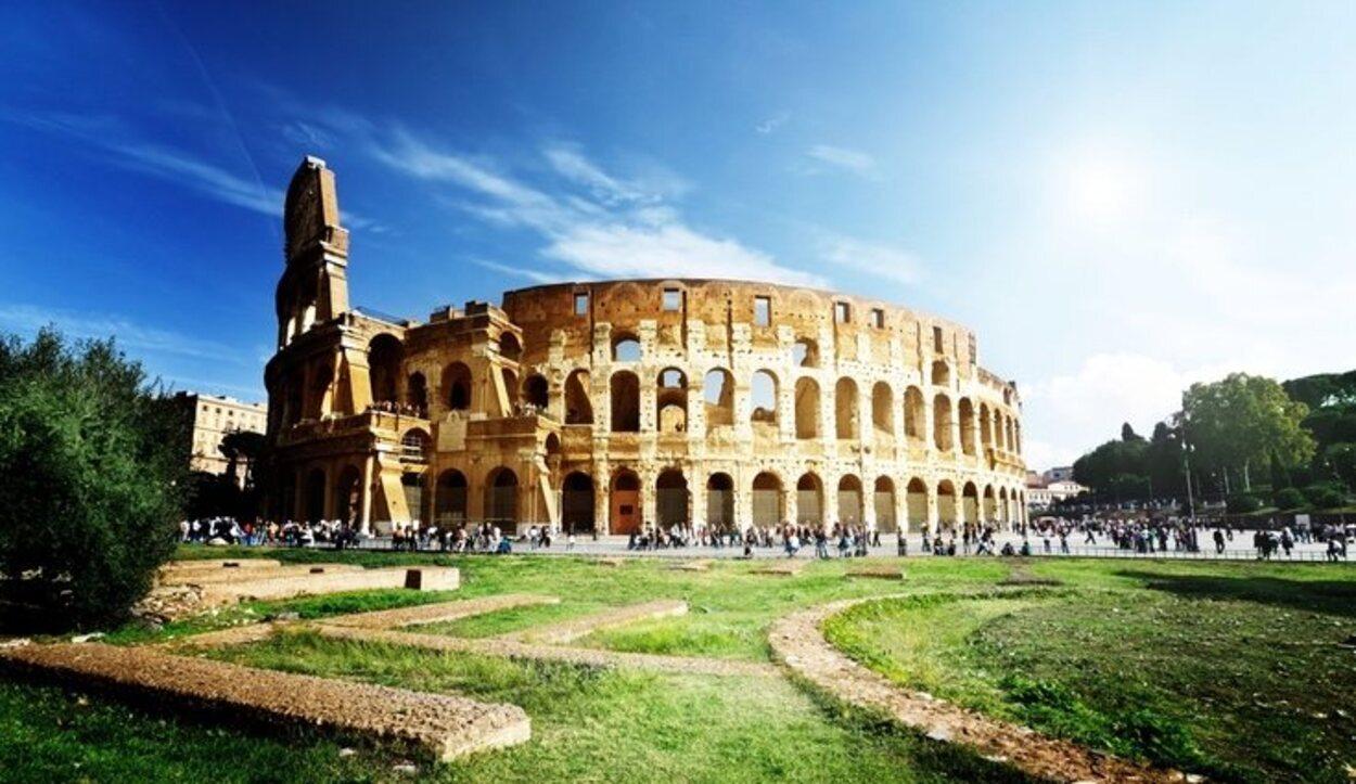 El Coliseo es una de las obras arquitectónicas más grandes del mundo