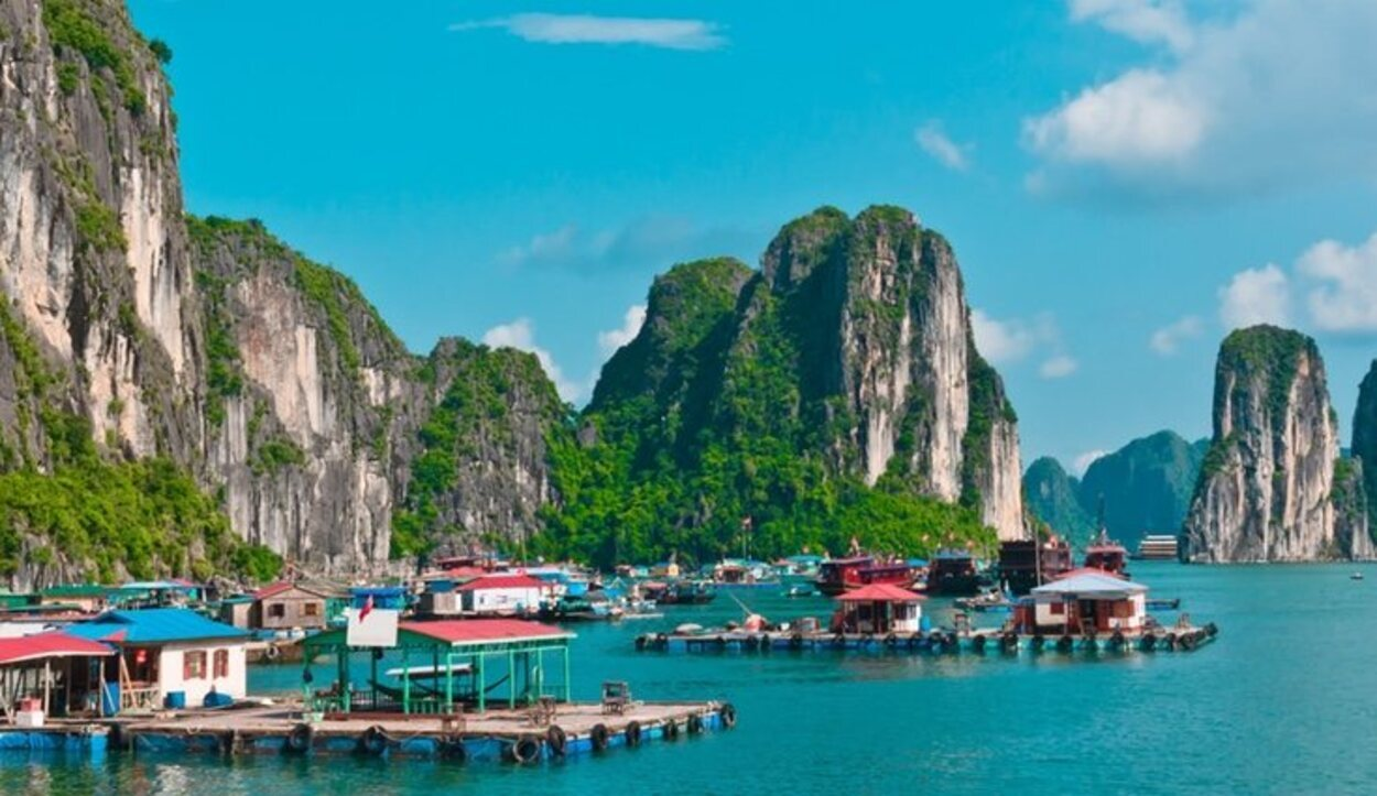 Para entrar en Vietnam será necesario el pasaporte