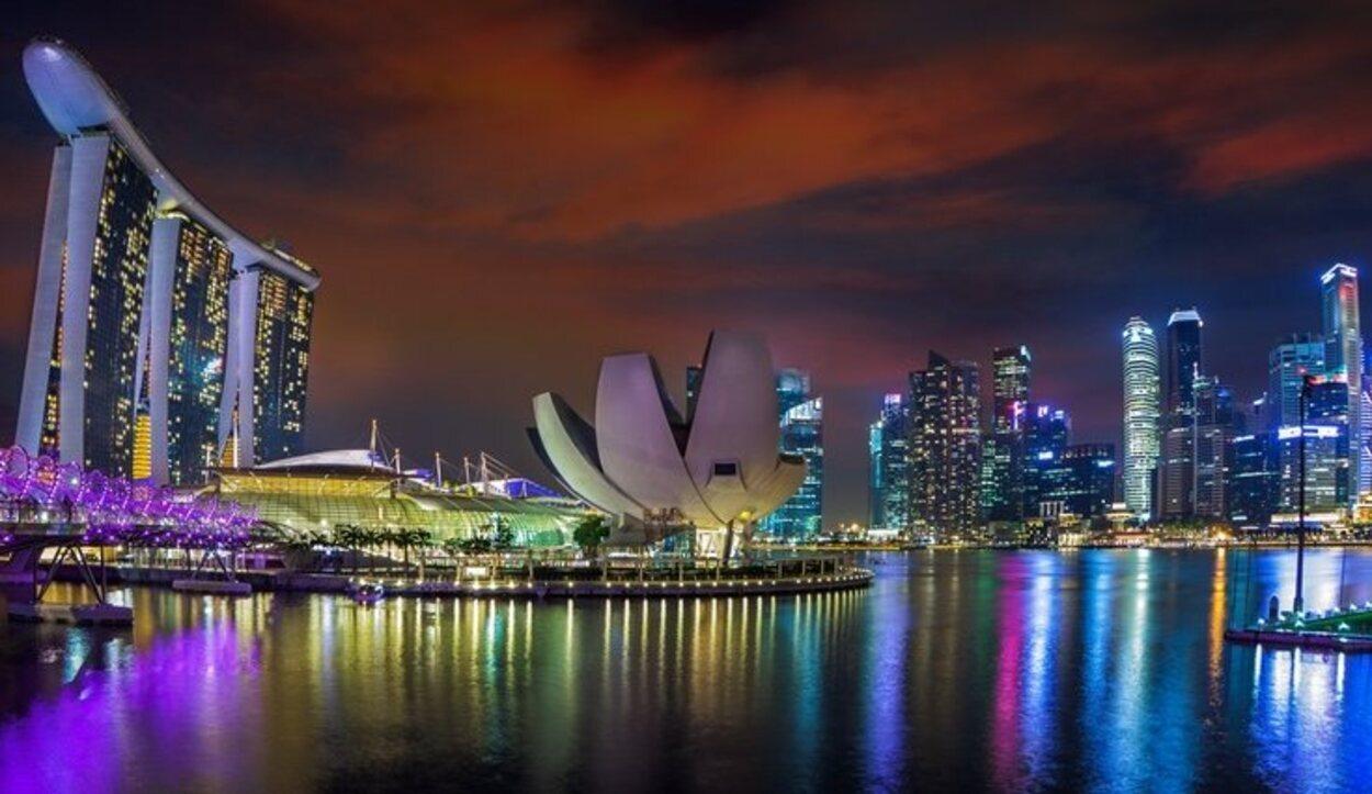 Para entrar en Singapur será necesario el pasaporte