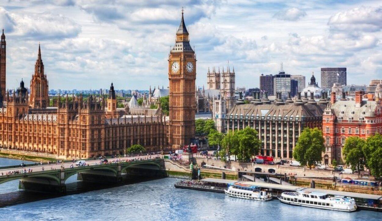 Para entrar en Reino Unido será necesario el pasaporte