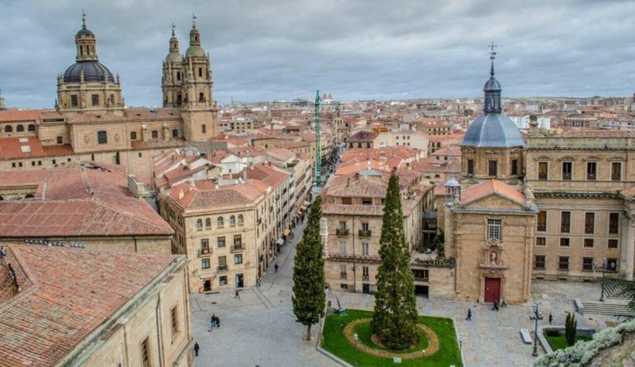 Salamanca posee la primera universidad del Reino de León