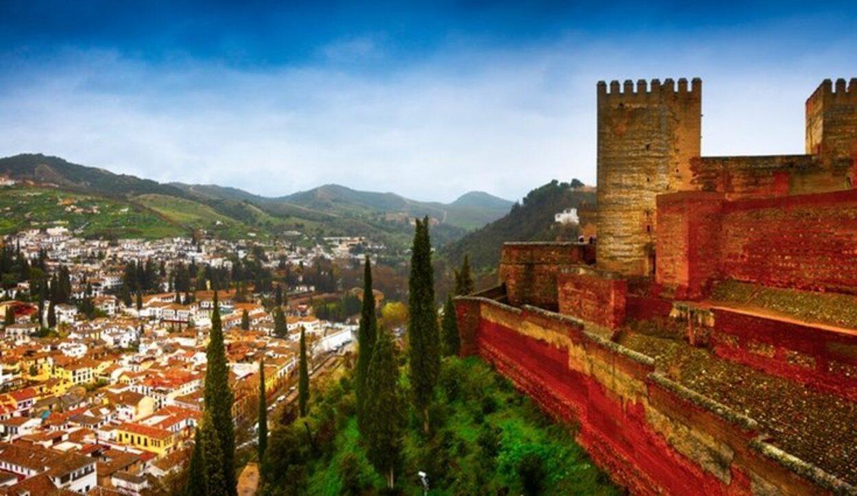 La majestuosidad de La Alhambra