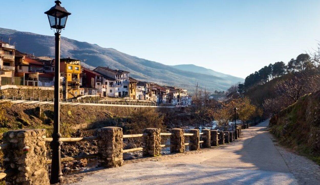 El Valle del Jerte dispone también de manantiales y ríos naturales aptos para bañarse