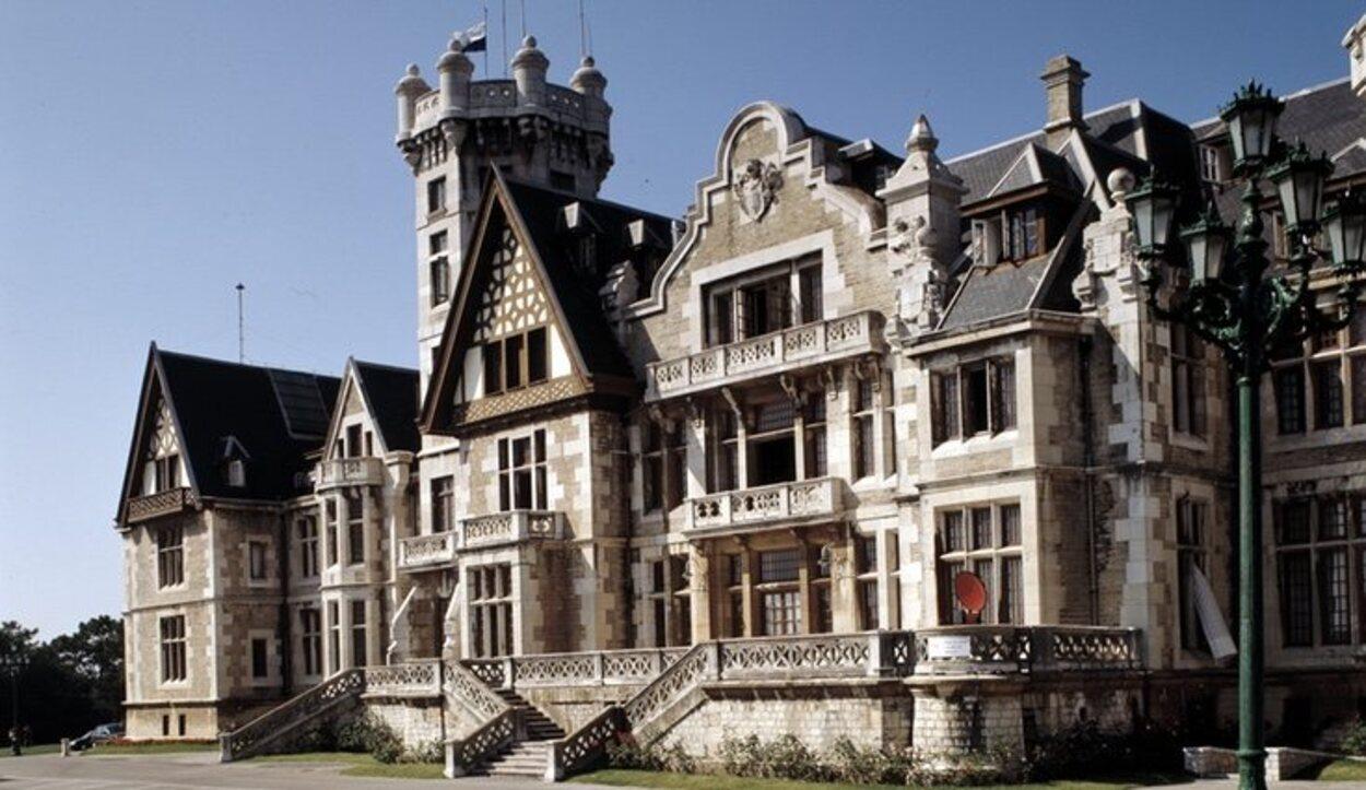 El Palacio de la Magdalena ha sido escenario de producciones televisivas