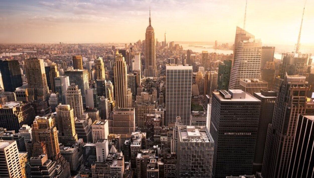 Compartir las vistas de la ciudad de los rascacielos con tus amigos es de las mejores experiencias