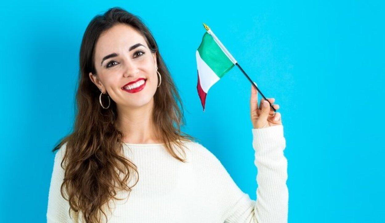 El italiano como idioma estándar es muy reciente