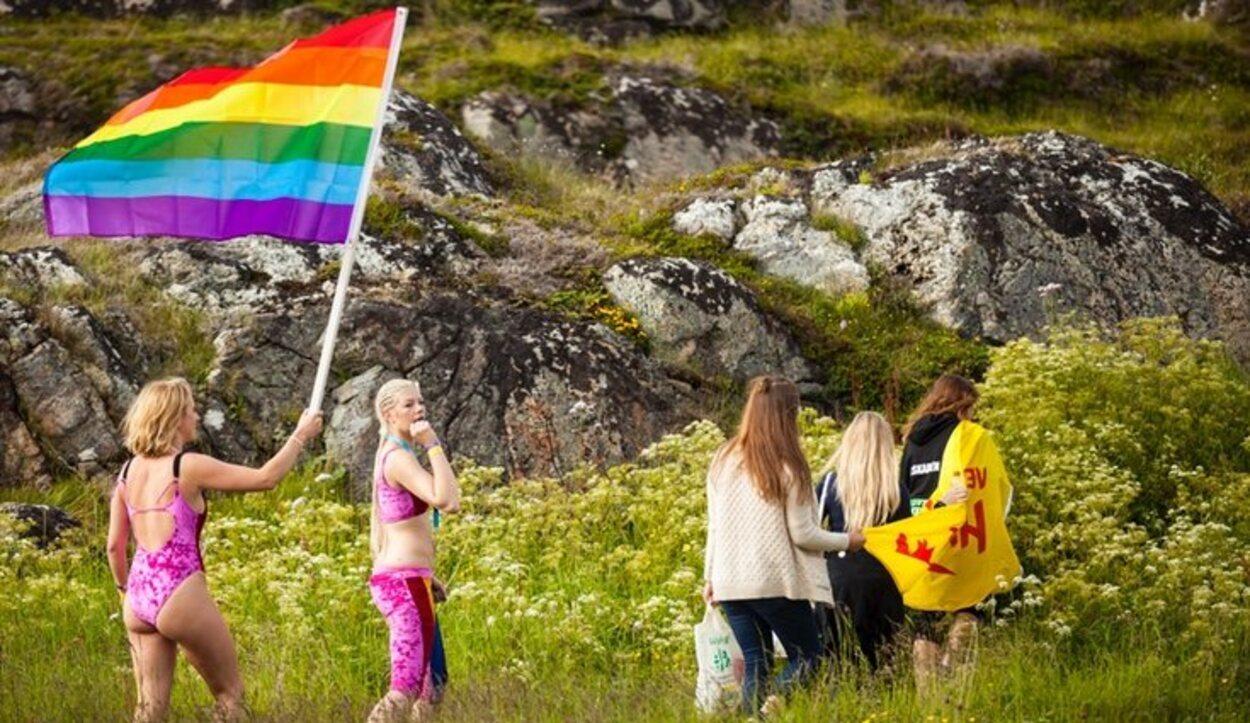 La homofobia no está penada en esos países por la impunidad en la que se realizan ataques homófobos