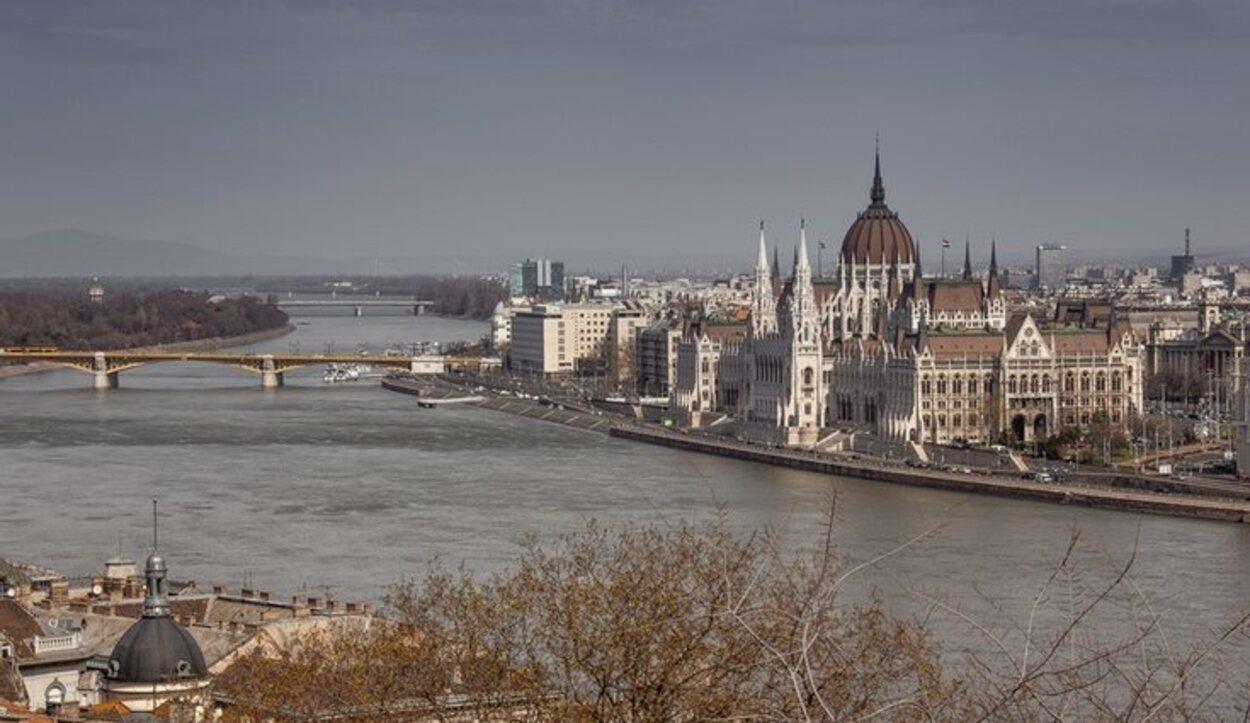 La isla Margarita se encuentra en mitad del río Danubio y puede recorrerse a pie o en bicicleta