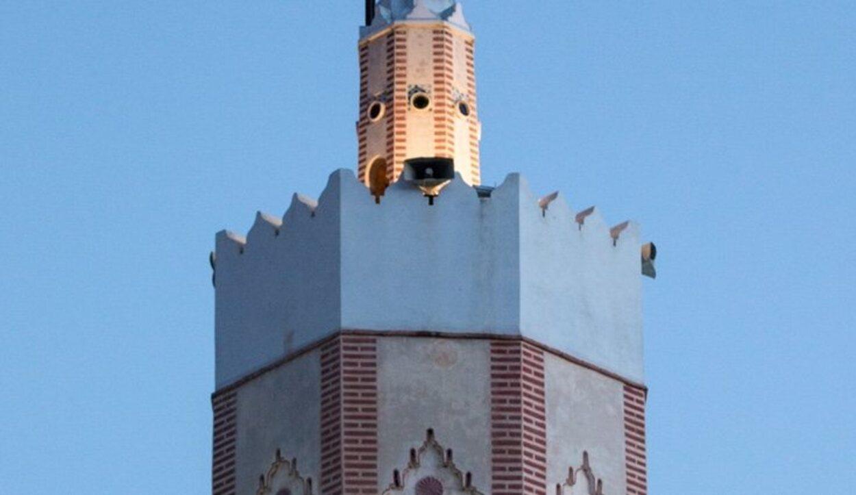 La Medina de Chefchaouen data del siglo XV y es de base octogonal