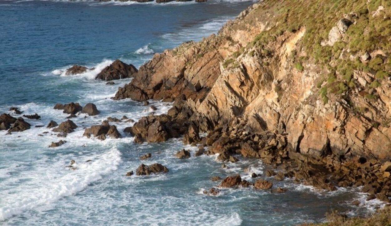 La costa gallega alberga algunos de los acantilados más altos de Europa