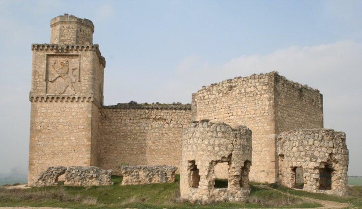 El castillo de Barcience no tiene nada en su interior