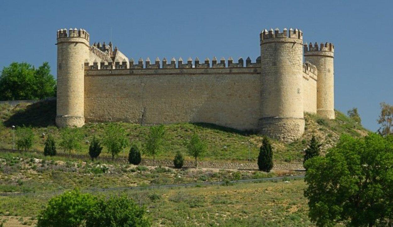 Este castillo llegó a ser usado por la Guardia Civil