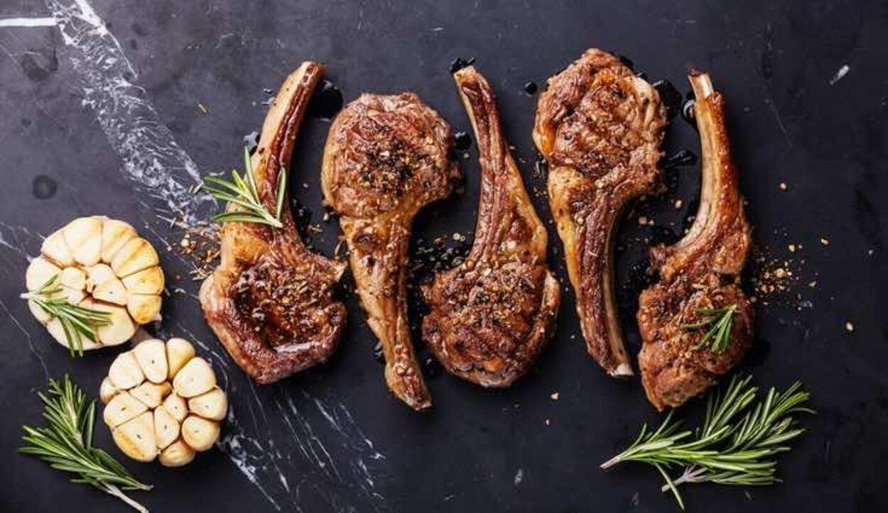 En Cuéllar se podrá disfrutar de platos típicos como el lechazo