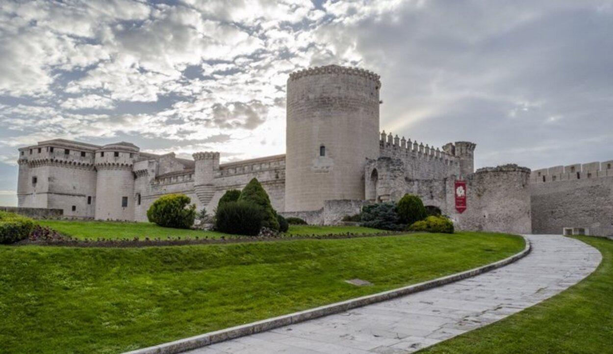 El Castillo de Cuéllar fue la residencia oficial de los Duques de Alburquerque hasta el siglo XVII