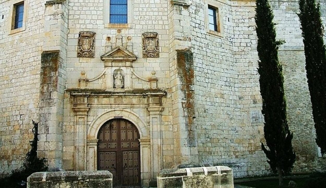 Antiguo Convento de las Claras, en Peñafiel