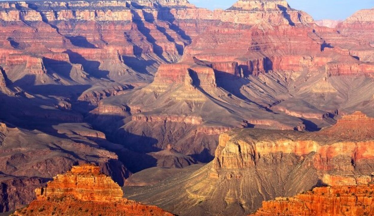 El Gran Cañón en Colorado, Estados Unidos