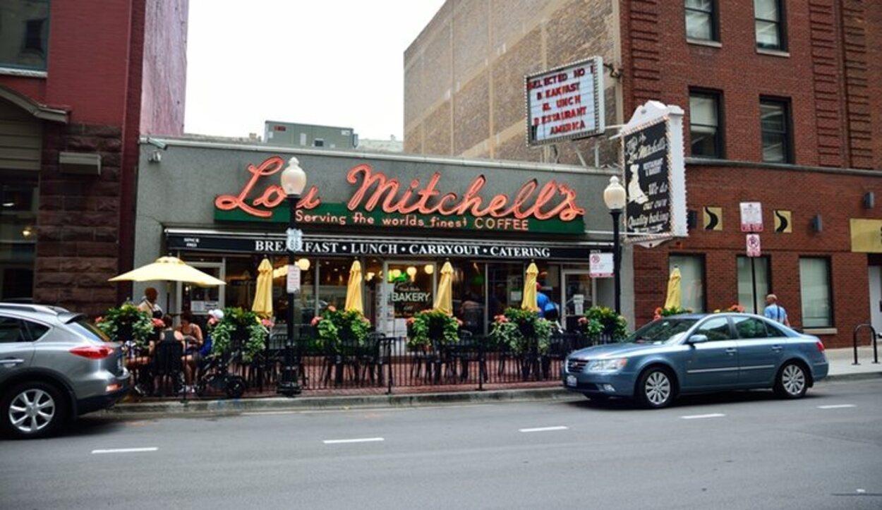 El restaurante Lou Mitchell's