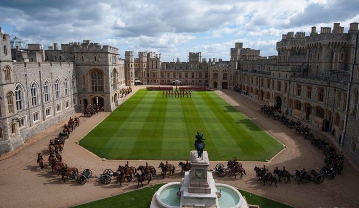 El Castillo de Windsor es el lugar favorito de la Familia Real Británica