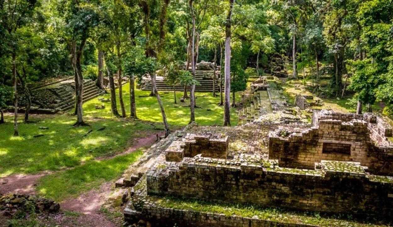 Uno de los rincones más mágicos de Honduras son Las Ruinas de Copán