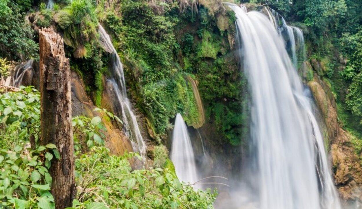 Honduras cuenta con piscinas naturales de gran belleza